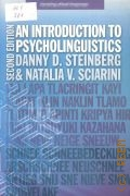 Steinberg D. D., An Introduction to Psycholinguistics - 2006 (Learning about language)